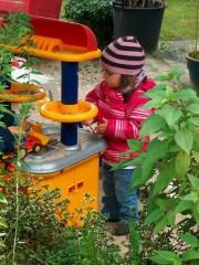 Tagesmutter Lingen Kräutergarten